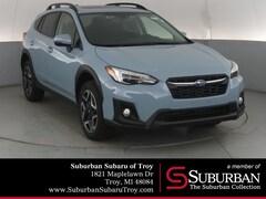 New 2019 Subaru Crosstrek 2.0i Limited SUV S3445 Troy, MI