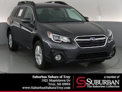 Used 2018 Subaru Outback 2.5i SUV SB11269 Troy, MI