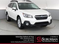 New 2019 Subaru Outback 2.5i Premium SUV S4045 Troy, MI