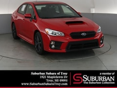 New 2019 Subaru WRX Premium (M6) Sedan S3116 Troy, MI