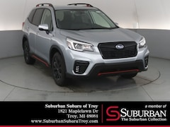 New 2019 Subaru Forester Sport SUV S3492 Troy, MI