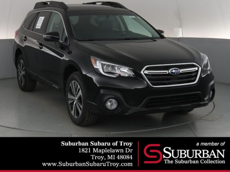 New 2019 Subaru Outback 2.5i Limited SUV S3848 for sale in Troy, MI