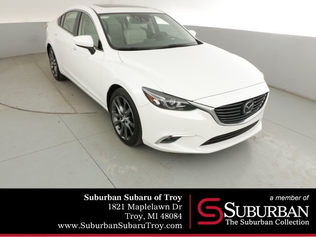 Used 2016 Mazda Mazda6 i Grand Touring Sedan Troy Mi