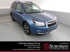 Used 2017 Subaru Forester 2.5i Premium SUV SB11939 Troy, MI