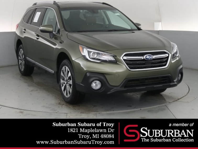 New 2019 Subaru Outback 2.5i Touring SUV S3402 for sale in Troy, MI
