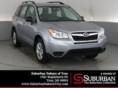 Certified Pre-Owned 2016 Subaru Forester 2.5i SUV SB11524 Troy, MI