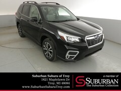 New 2019 Subaru Forester Limited SUV S3928 Troy, MI