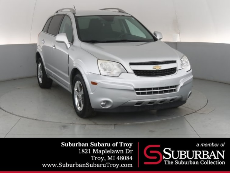 Used 2013 Chevrolet Captiva Sport LT SUV Troy, MI