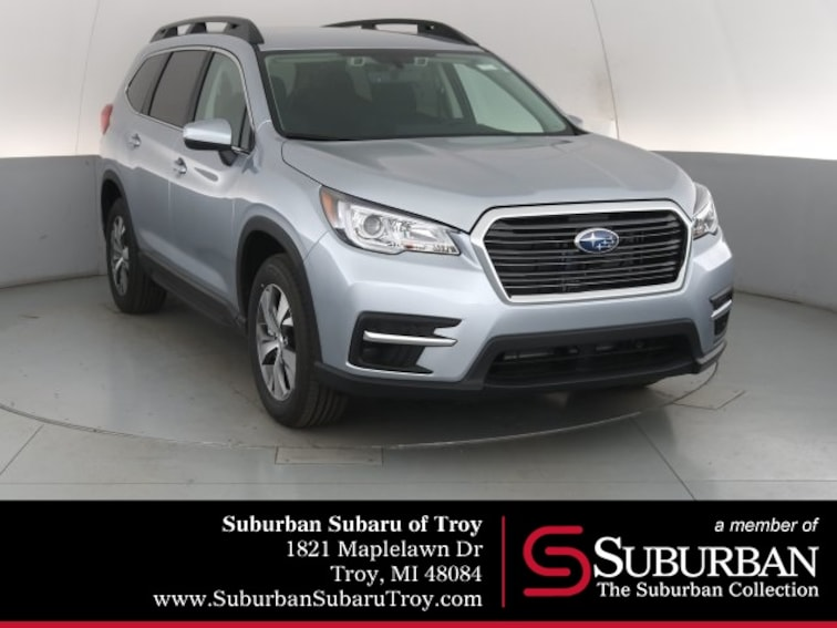 New 2019 Subaru Ascent Premium 8-Passenger SUV S3436 for sale in Troy, MI