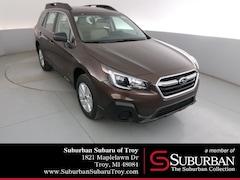 New 2019 Subaru Outback 2.5i SUV S4005 Troy, MI
