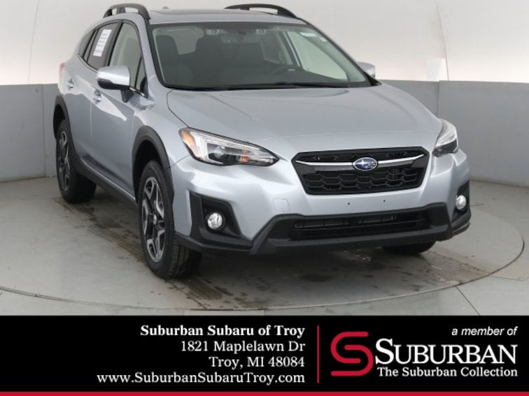 New 2019 Subaru Crosstrek 2.0i Limited SUV S3188 for sale in Troy, MI
