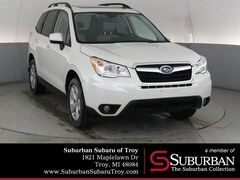 Certified Pre-Owned 2016 Subaru Forester 2.5i Premium SUV SB11388 Troy, MI