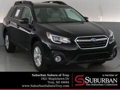 New 2019 Subaru Outback 2.5i Premium SUV S3843 Troy, MI