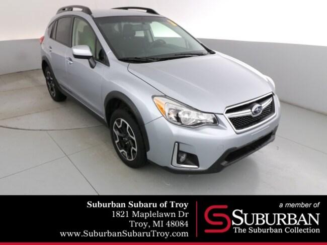 Subaru Ann Arbor >> Pre Owned 2016 Subaru Crosstrek For Sale At Bmw Of Ann Arbor Vin