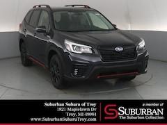 New 2019 Subaru Forester Sport SUV S3937 Troy, MI