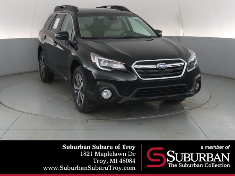 New 2019 Subaru Outback 2.5i Limited SUV S3716 for sale in Troy, MI