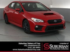 New 2019 Subaru WRX Sedan S3016 Troy, MI