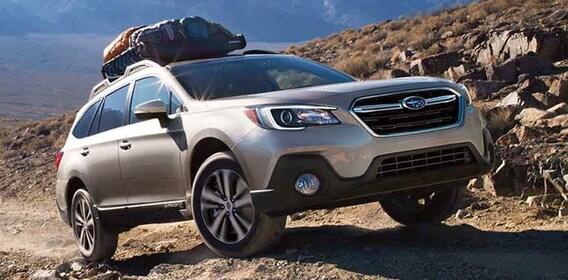 2019 Subaru Outback vs 2018 Subaru Outback Comparison | Troy MI
