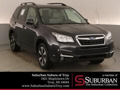 Used 2018 Subaru Forester 2.5i Premium SUV SB11984 Troy, MI
