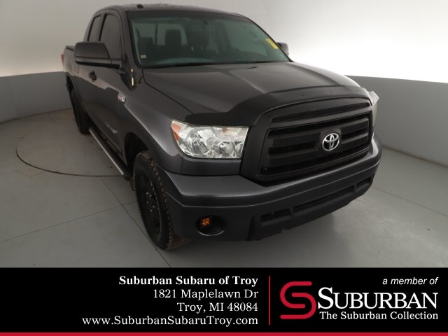 Used 2012 Toyota Tundra Grade Truck Double Cab Troy Mi