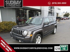 2015 Jeep Patriot Latitude SUV