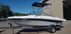 2008 FOUR WINNS Horizon 190 Wake