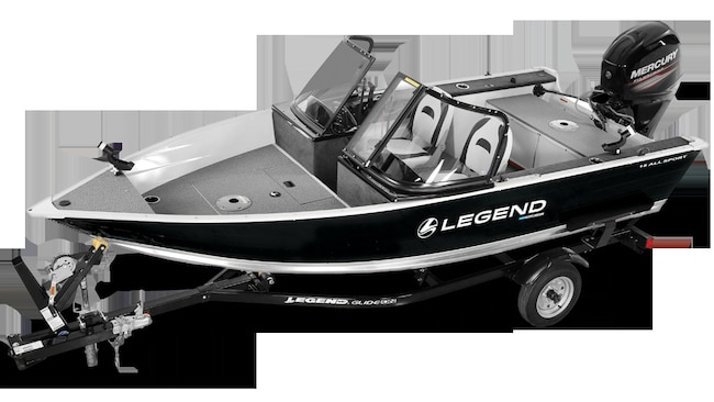 2019 Legend Boats 15 allsport