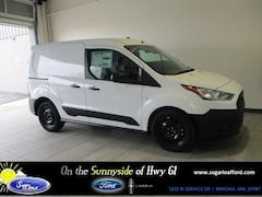 2019 Ford Transit Connect Van XL XL SWB w/Rear Symmetrical Doors