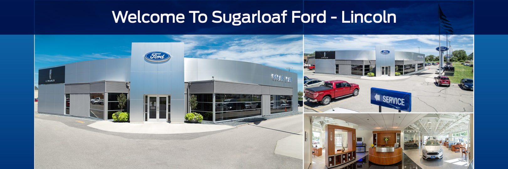 Sugar Loaf Ford Lincoln Inc Lincoln Ford Dealership In Winona Mn