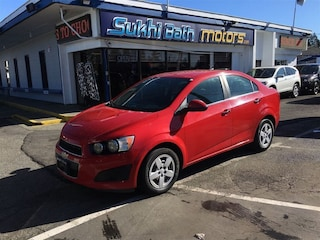 2013 Chevrolet Sonic LT\GOOD VALUE\FUEL EFFICENT Sedan