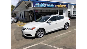 2013 Acura ILX Tech Pkg SUNROOF/ BACKUP-CAM
