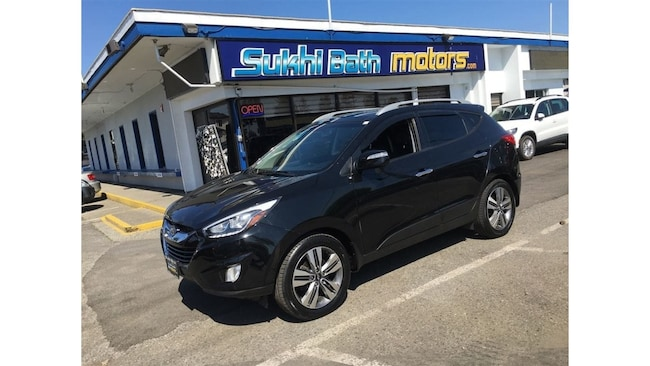 2014 Hyundai Tucson Limited AWD LEATHER ROOF NAV CAMERA LOADED SUV