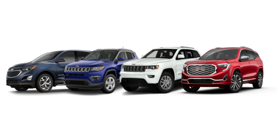 Top Crossovers & SUVs in Torrington, CT | Sullivan Auto Group