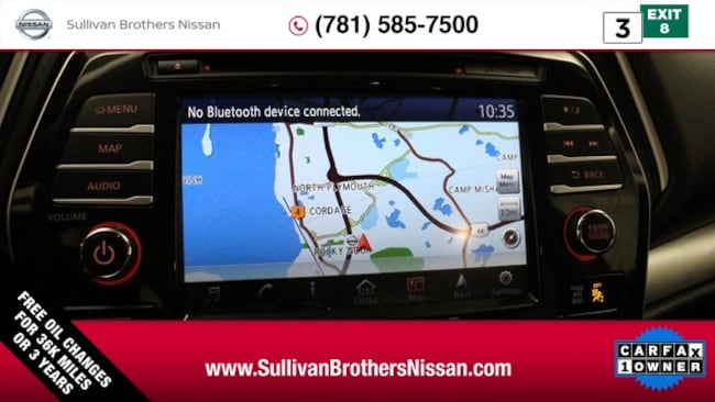Used 2017 Nissan Maxima For Sale in Kingston, MA   #R440