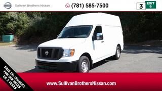 2018 Nissan NV Cargo NV3500 HD S Van High Roof Cargo Van