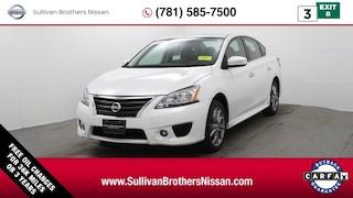 2015 Nissan Sentra SR Sedan