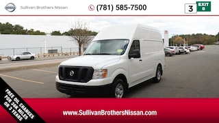2018 Nissan NV Cargo NV2500 HD SV Van High Roof Cargo Van