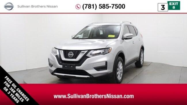2019 Nissan Rogue SV SUV