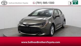 New 2019 Toyota Corolla Hatchback Hatchback for sale Philadelphia