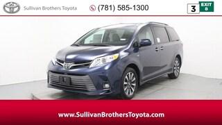 New 2019 Toyota Sienna XLE Minivan/Van for sale Philadelphia