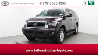 New 2019 Toyota Sequoia SR5 SUV for sale Philadelphia