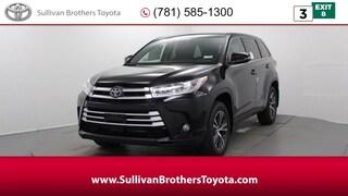 New 2018 Toyota Highlander LE Plus SUV for sale Philadelphia