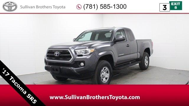 2017 Toyota Tacoma SR5 Truck