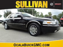 2008 Mercury Grand Marquis LS Sedan