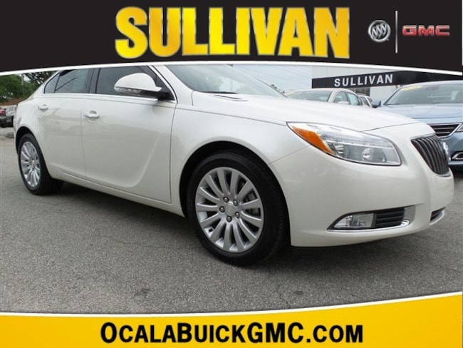2013 Buick Regal Turbo Premium 1 Sedan