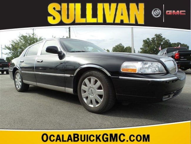 Used 2007 Lincoln Town Car For Sale At Sullivan Auto Group Vin