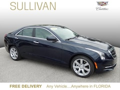 2016 Cadillac ATS 2.5L 2.5L  Sedan
