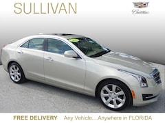 2015 Cadillac ATS 2.5L Luxury 2.5L Luxury  Sedan