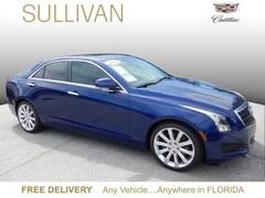2013 Cadillac ATS 2.5L Luxury 2.5L Luxury  Sedan