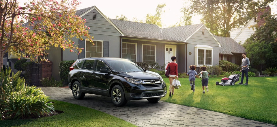 Looking For A Capable Crossover Here In Connecticut Come See What The Honda CR V Can Do You And Your Family At Sullivan Torrington CT